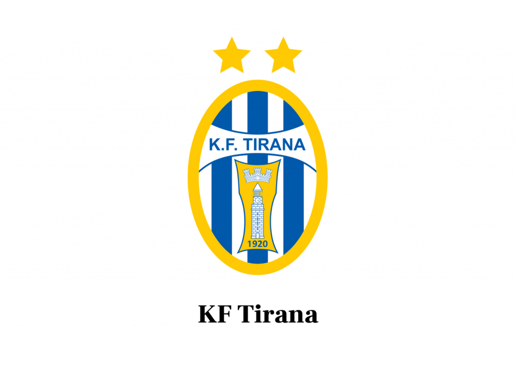 The defending champion of the Albanian championship